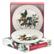 HOLLY & IVY SWEET DISHES PAIR