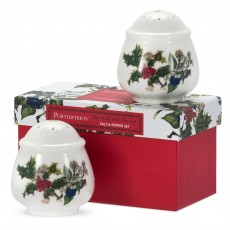 HOLLY & IVY SALT+PEPPER SET