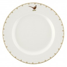 Glen lodge Pheasant Plate 10""