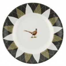 Glen Lodge Pheasant Plate 6""