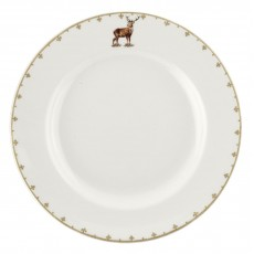 STAG PLATE 10""