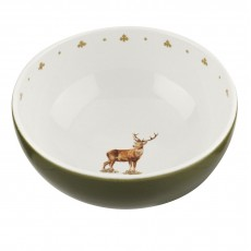 Glenlodge Stag Small Bowl 5.5