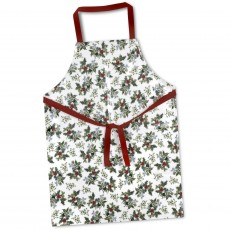 HOLLY & IVY PVC APRON
