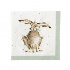 HARE-BRAINED NAPKINS