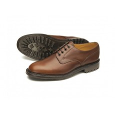 Loake Epsom Shoes Brown
