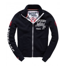 Superdry Trackster Track Top Truest Navy