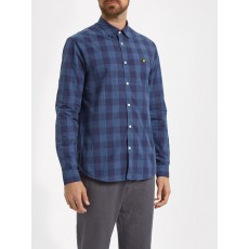 Lyle & Scott Block Check Shirt