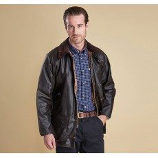 Barbour Beaufort Wax Jacket Rustic