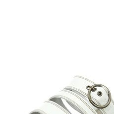 Fly London Bridle OffWhite Sandal