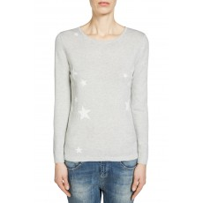Oui Pullover Lt Grey