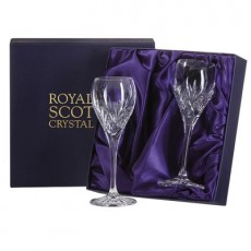 Royal Scott Highland Port/Sherry Glasses Set2