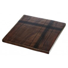 Just Slate Highland Sheesham Trivet