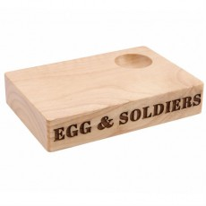 Egg/Soldiers Board