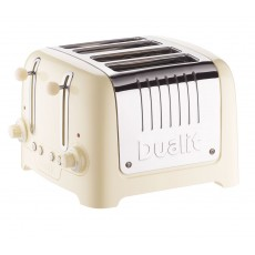 Dualit 4 Slice Cream Toaster