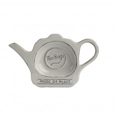 Pride of Place Tea Bag Tidy Grey