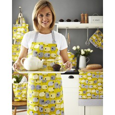 Cotton Apron Dotty Sheep