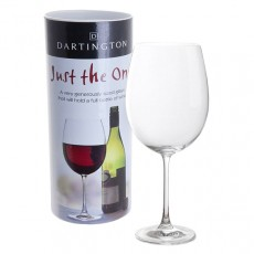 Dartington Just The One Full Bottle Wine Glass