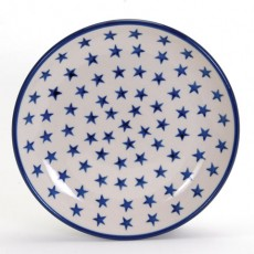 Plate 20cm Morning Star