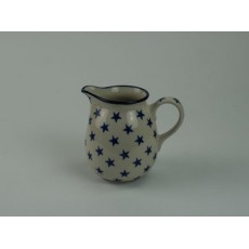 Country Pottery Large Creamer Morning Star