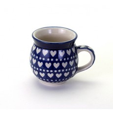 Country Pottery Heart To Heart Gents Mug