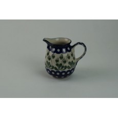 Country Pottery Love Leaf Large Creamer
