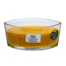Woodwick Hearth Wick Candle Sparkling Orange