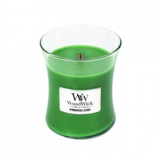 Woodwick Candle Windowsill Herbs Med