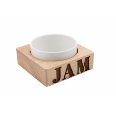 Jam Bowl with Holder