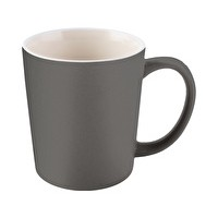 Latte Mug Matte Cool Grey