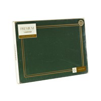 Classic Premium Placemats Green Pack6