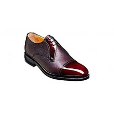 Barker Gretna Shoes Burgundy