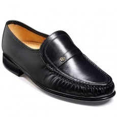 Barker Jefferson Shoes Black