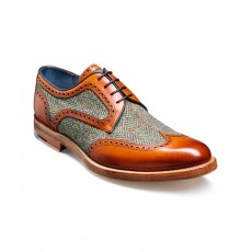 Barker Dowd Shoes Tan/Tweed