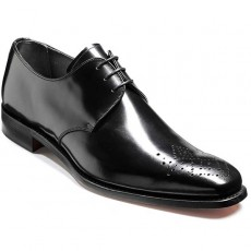 Barker Shoes Darlington Black