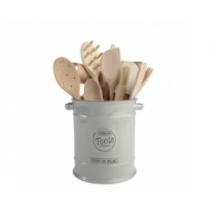 Pride Of Place Large Tools Jar Grey