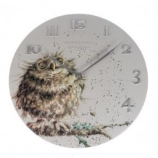 Wrendale Clock Owl