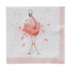 Wrendale Napkins Pretty In Pink