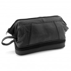 Mag Mouch Gladstone Wash Bag Black