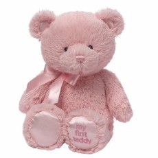 My 1st Teddy Pink Small