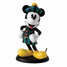 Mickey Mouse Scottish Figure