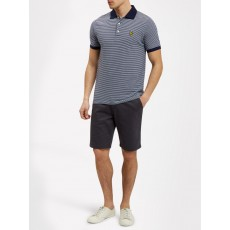 Lyle & Scott Feeder Stripe Polo Shirt