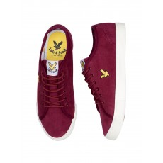 Lyle & Scott Teviot Suede Shoe