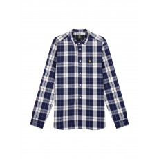 Lyle & Scott Poplin Check Shirt