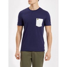 Lyle & Scott Fil Coupe Pocket T-shirt