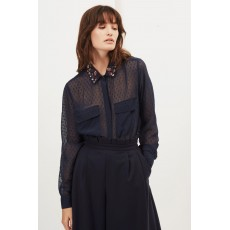 Great Plains Highland Embroidery Shirt Multi