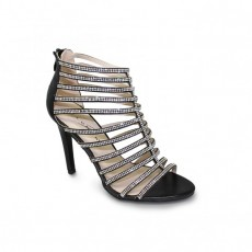 Lunar Chloe Strappy Evening Shoe