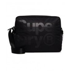 Superdry Premium Lineman Messenger Black