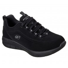 Sketchers Synergy Side Step All Black