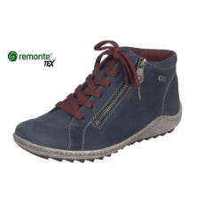 Remonte High Top Sneaker Pacific