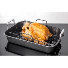 Stellar James Martin Roast & Rack 40 x 28cm